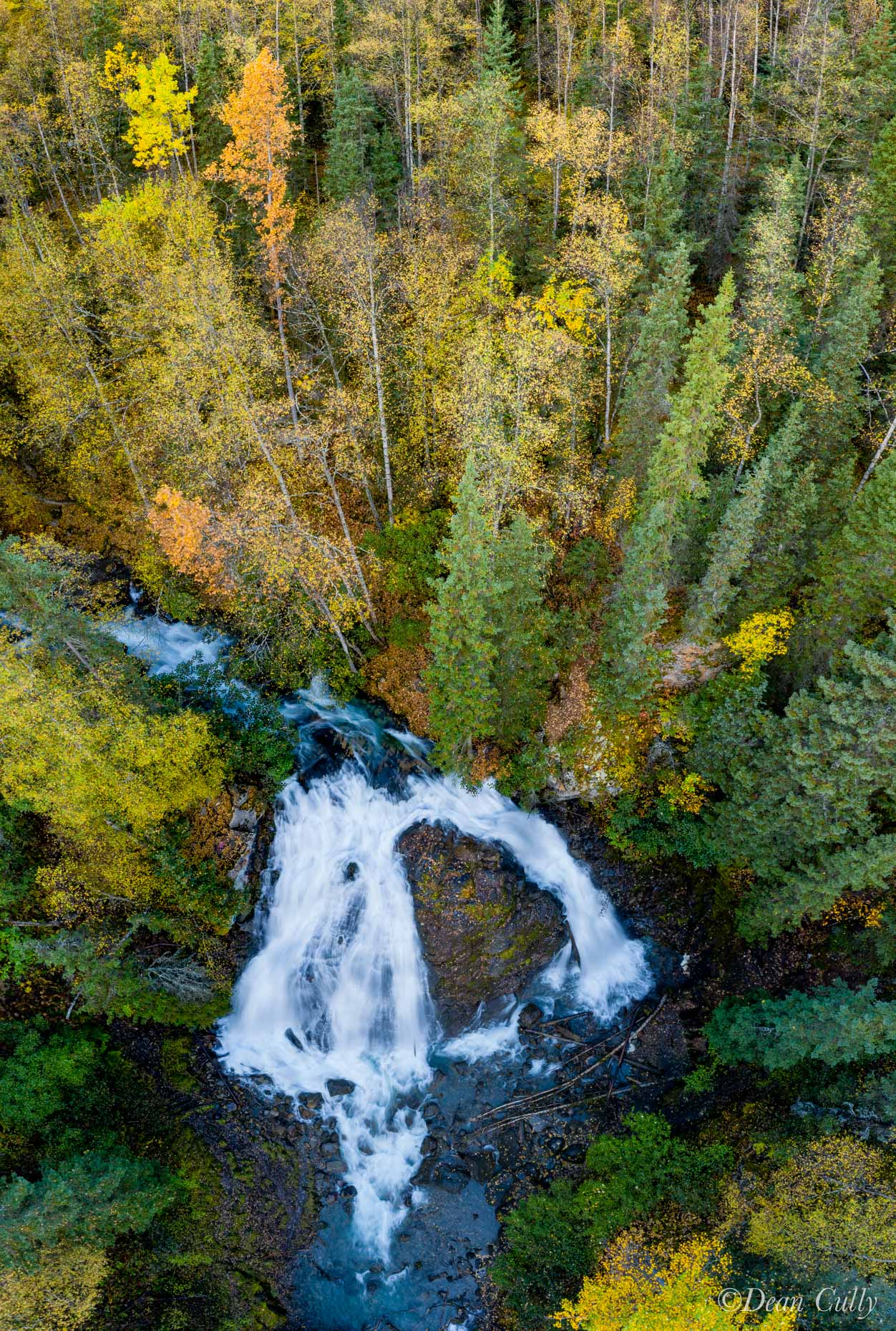 south_fork_eagle_river_falls_0730UAS