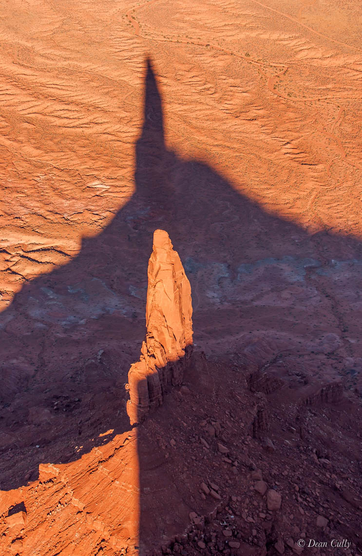 Monument Valley  Shadow Shapes