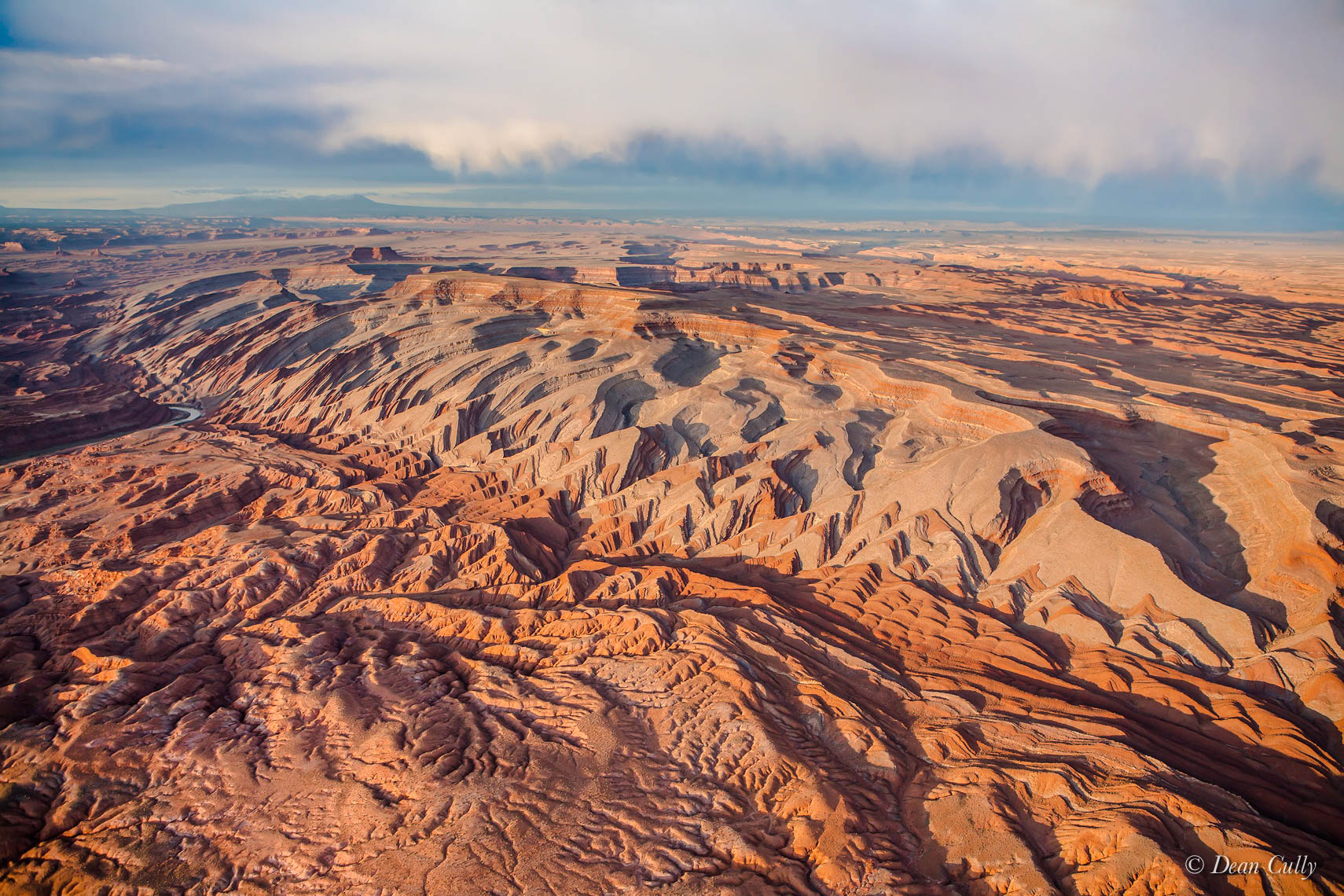 Raplee Ridge—Near Mexican Hat, Utah