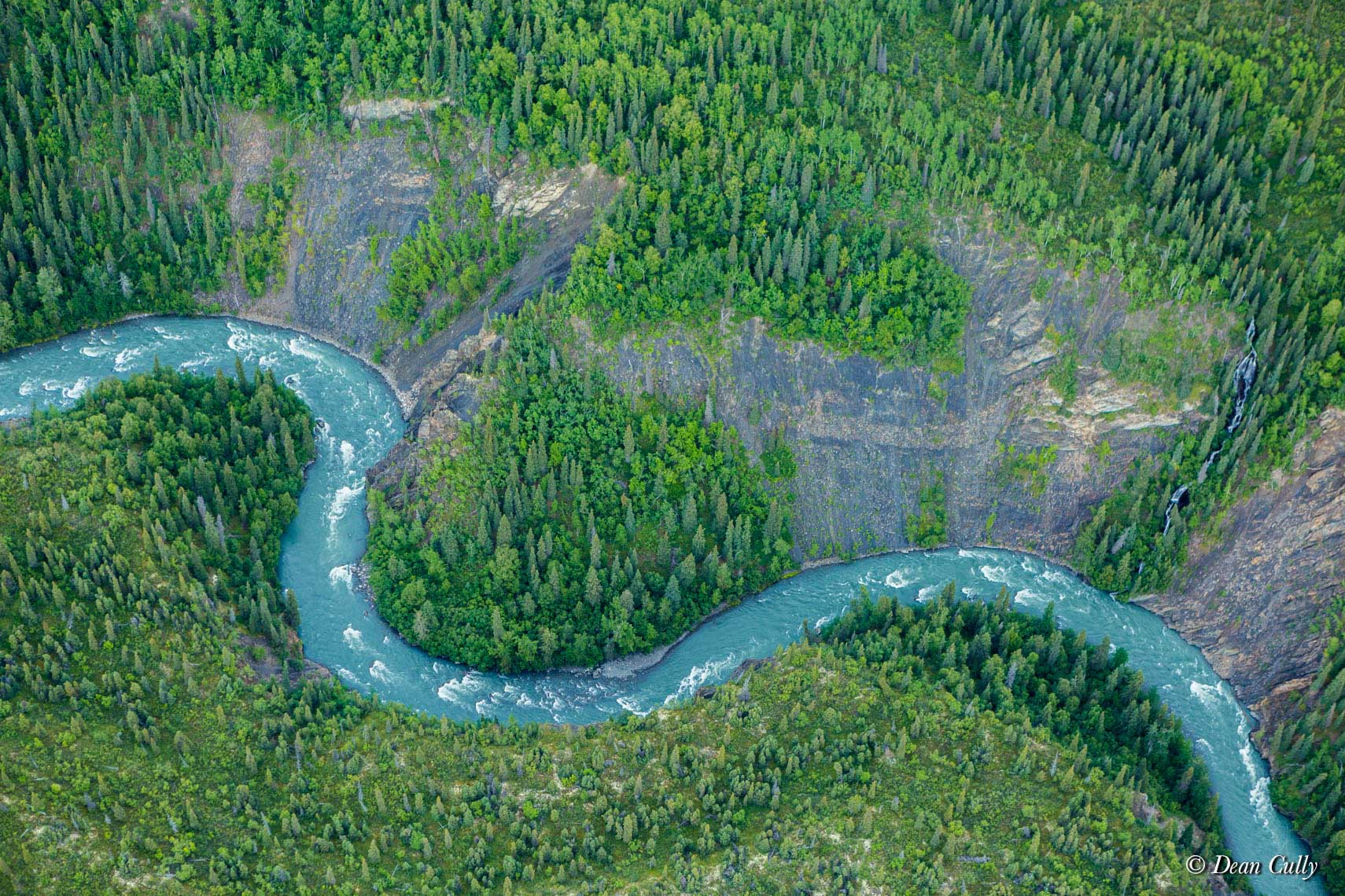 Happy River, Alaska Range 3896