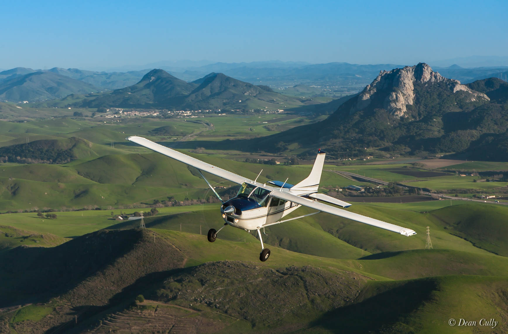 Cessna 180—Chorro Valley Vista