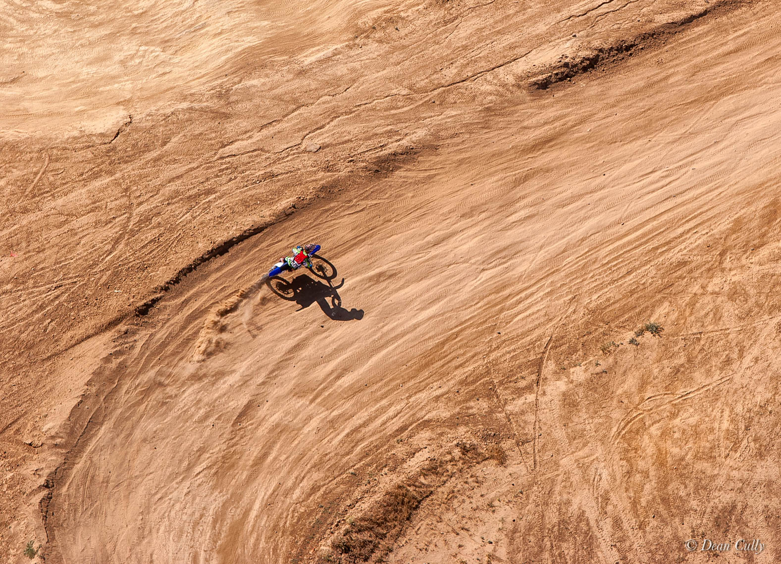 Dirt-Biking Below—California Central Valley