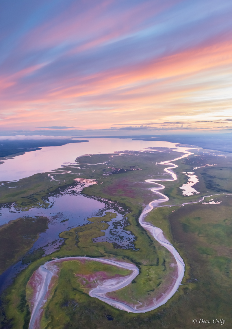 Knik Arm Palmer Slough 2171