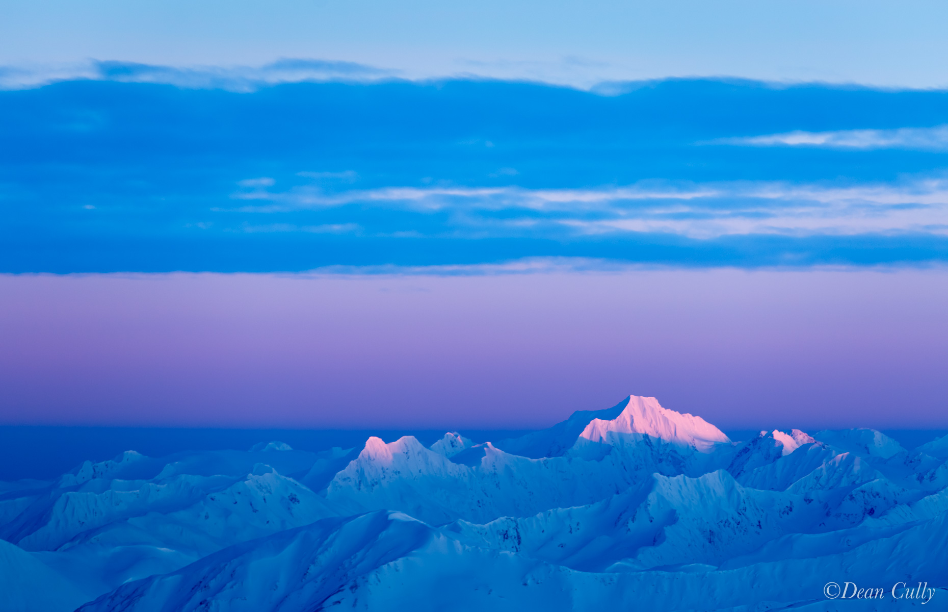 Alaskan_Mountain_Sunset_Skyline_5814